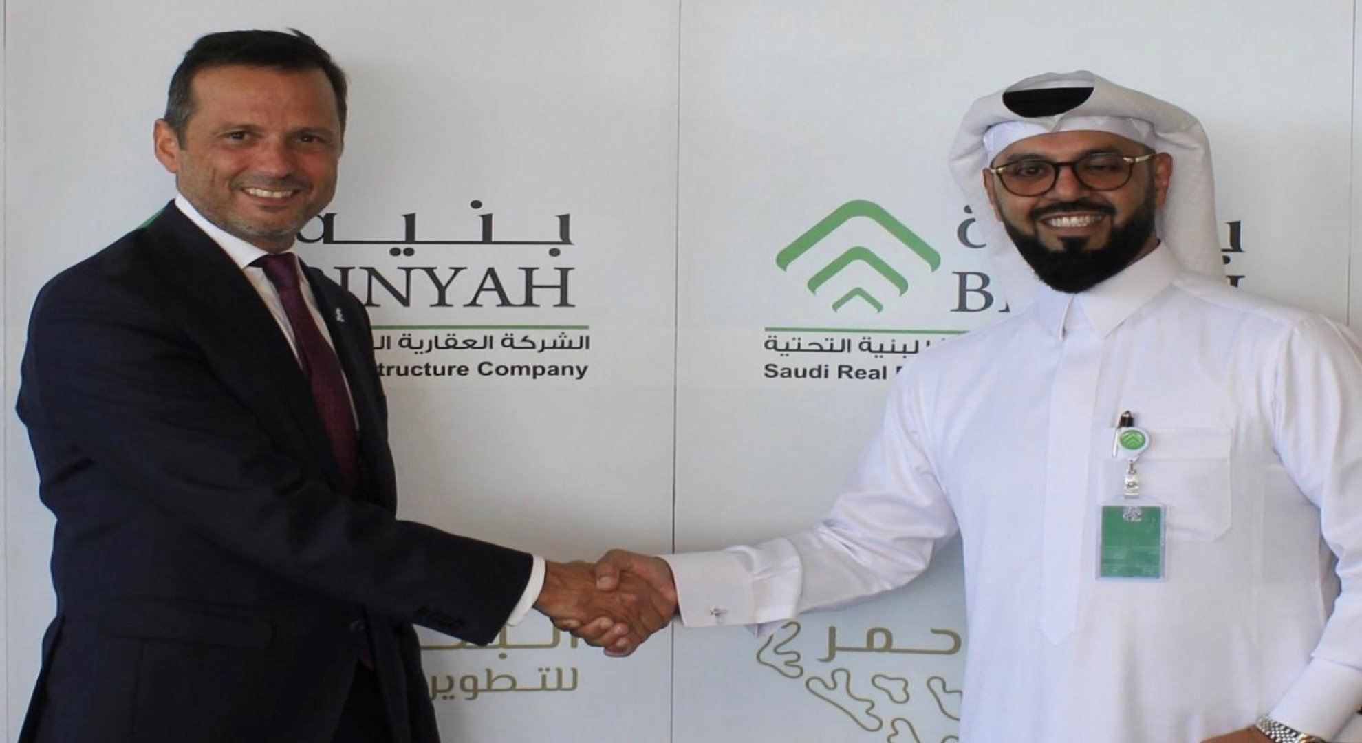 Binyah signs a contract with Red Sea Development Company