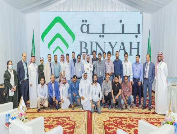 The handing over ceremony for the Golf Course Early Works Project for Diriyah Gate Development Authority recently completed took place on 08 April 2021 at project site in Riyadh